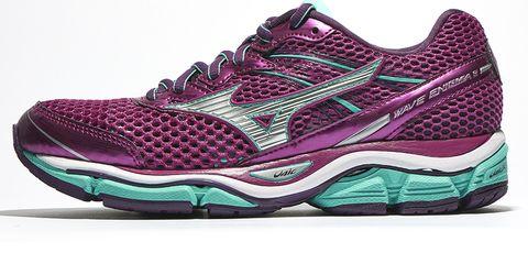Footwear, Product, Shoe, Athletic shoe, Magenta, White, Purple, Pink, Sportswear, Sneakers,