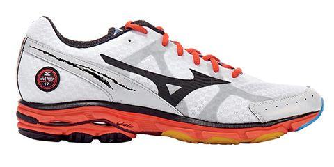 Footwear, Product, Shoe, Sportswear, Athletic shoe, White, Red, Orange, Sneakers, Line,