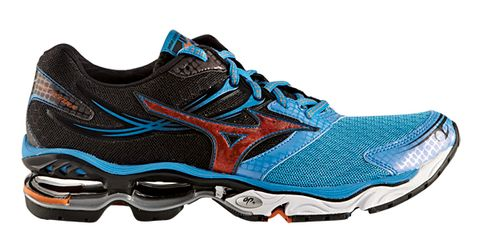 Footwear, Blue, Product, Athletic shoe, White, Sportswear, Running shoe, Logo, Sneakers, Carmine,