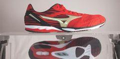 Product, Red, White, Sportswear, Logo, Font, Carmine, Fashion, Black, Athletic shoe,