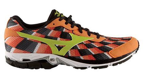 Footwear, Product, Brown, Shoe, Athletic shoe, Orange, Sportswear, Red, White, Pattern,