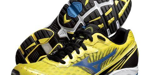 Footwear, Shoe, Yellow, White, Athletic shoe, Sneakers, Pattern, Black, Grey, Walking shoe,