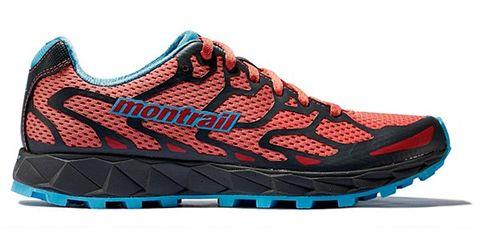 Footwear, Product, Athletic shoe, Running shoe, Pattern, Carmine, Orange, Grey, Maroon, Walking shoe,