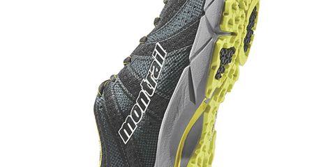 Sports equipment, Athletic shoe, Running shoe, Grey, Synthetic rubber, Walking shoe, Cross training shoe, Sneakers, Outdoor shoe, Bicycle shoe,