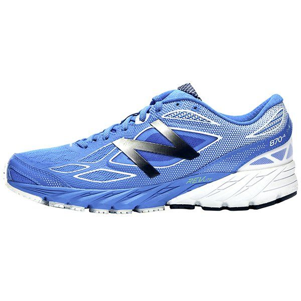 Men'sRunner's Balance 870v4 World New CedBrxo