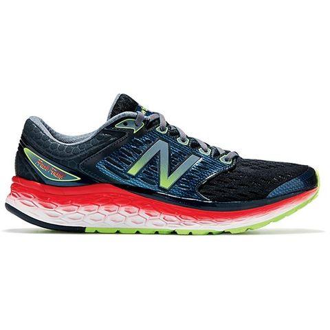 new balance 1080 v2 mens shoes grey/green