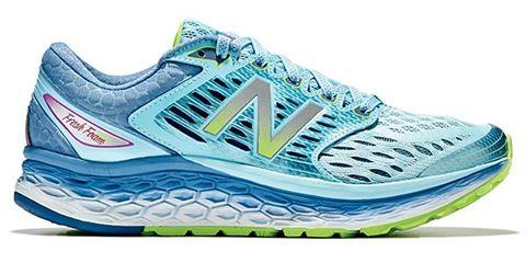 Footwear, Blue, Product, Shoe, Green, Athletic shoe, White, Sportswear, Aqua, Line,