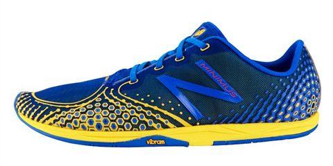 Footwear, Blue, Shoe, Product, Yellow, Sportswear, Athletic shoe, White, Line, Sneakers,