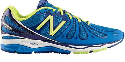 Footwear, Blue, Product, Shoe, Yellow, Athletic shoe, White, Sportswear, Line, Sneakers,