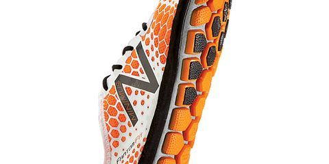 Brown, Orange, Amber, Peach, Tan, Carmine, Pattern, Synthetic rubber, Ballet flat,