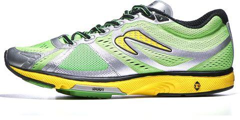 Footwear, Green, Product, Shoe, Yellow, Sportswear, Athletic shoe, White, Sneakers, Line,