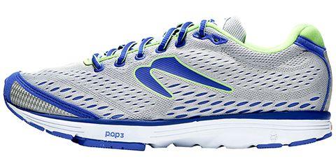 Footwear, Blue, Product, Shoe, Athletic shoe, White, Sportswear, Line, Sneakers, Aqua,
