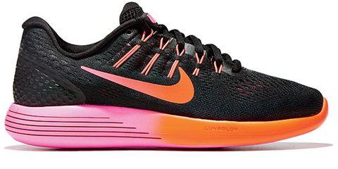Footwear, Product, Shoe, Sportswear, White, Red, Athletic shoe, Orange, Sneakers, Pink,