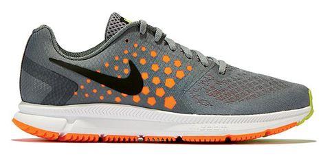 Footwear, Product, Shoe, Sportswear, Orange, Athletic shoe, White, Line, Sneakers, Light,