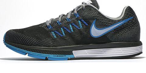 Footwear, Blue, Product, Shoe, White, Line, Athletic shoe, Light, Logo, Sneakers,