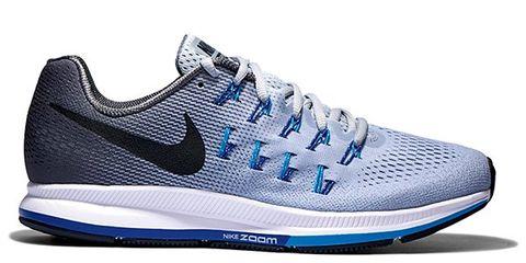 Footwear, Blue, Product, Shoe, Sportswear, White, Athletic shoe, Sneakers, Line, Style,