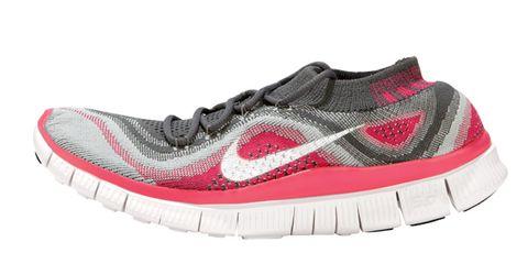 Footwear, Product, Shoe, Sportswear, White, Athletic shoe, Line, Magenta, Sneakers, Light,