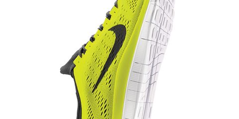 Product, Yellow, Line, Font, Grey, Parallel, Synthetic rubber, Sneakers, Outdoor shoe, Walking shoe,