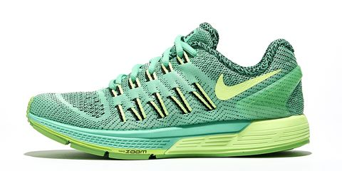Footwear, Green, Product, Shoe, Athletic shoe, White, Sportswear, Teal, Line, Sneakers,