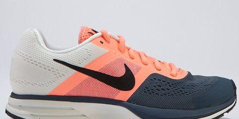Footwear, Shoe, Product, Sportswear, Athletic shoe, White, Orange, Red, Sneakers, Line,