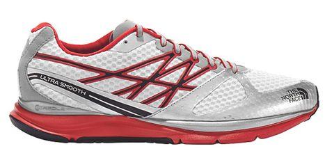 Footwear, Product, Shoe, Athletic shoe, Red, White, Sportswear, Sneakers, Light, Carmine,