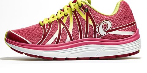 Footwear, Product, Shoe, Magenta, Red, White, Pink, Line, Sneakers, Purple,