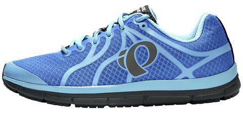 Footwear, Blue, Product, Shoe, Athletic shoe, Sportswear, White, Sneakers, Line, Aqua,