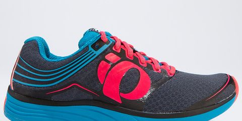 Footwear, Shoe, Product, White, Athletic shoe, Pattern, Sportswear, Sneakers, Teal, Orange,