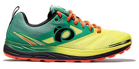 Footwear, Product, Green, Shoe, Sportswear, Athletic shoe, Line, Sneakers, Font, Carmine,