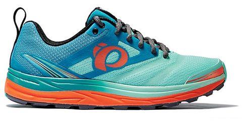 Footwear, Blue, Product, Sportswear, Shoe, Athletic shoe, White, Aqua, Line, Orange,