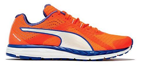 Footwear, Blue, Product, Orange, White, Red, Line, Logo, Tan, Carmine,