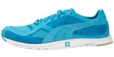 Footwear, Blue, Product, Shoe, White, Aqua, Athletic shoe, Teal, Sportswear, Sneakers,