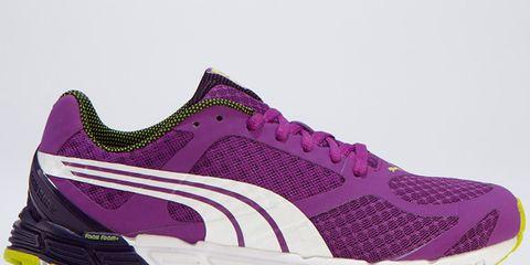 Footwear, Product, Shoe, Violet, Purple, Magenta, White, Pink, Sportswear, Athletic shoe,