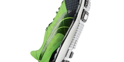 Synthetic rubber, Walking shoe, Computer accessory, Outdoor shoe, Golf club, Trademark, Cleanliness, Golf equipment,