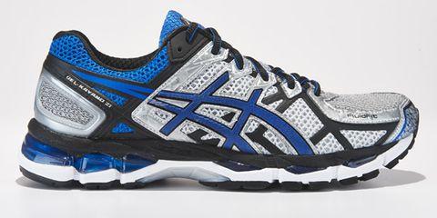 Footwear, Blue, Product, Shoe, Athletic shoe, Sportswear, White, Running shoe, Sneakers, Line,
