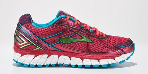Footwear, Product, Shoe, White, Sportswear, Red, Athletic shoe, Pattern, Carmine, Logo,