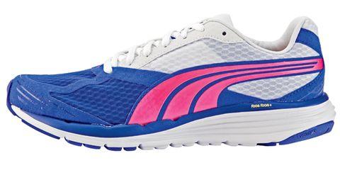 Footwear, Blue, Shoe, Product, Sportswear, Athletic shoe, White, Sneakers, Line, Logo,