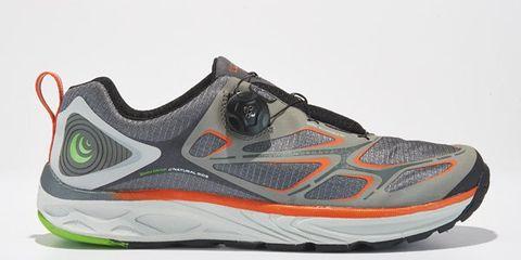 Footwear, Product, Sportswear, Athletic shoe, Shoe, White, Orange, Line, Logo, Light,