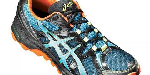 Footwear, Blue, Product, Athletic shoe, Green, Shoe, Orange, Running shoe, White, Sportswear,