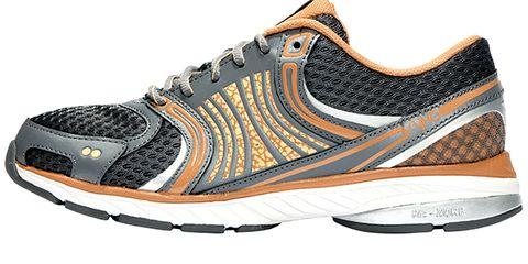 Footwear, Product, Brown, Shoe, Sportswear, Athletic shoe, Orange, White, Sneakers, Line,