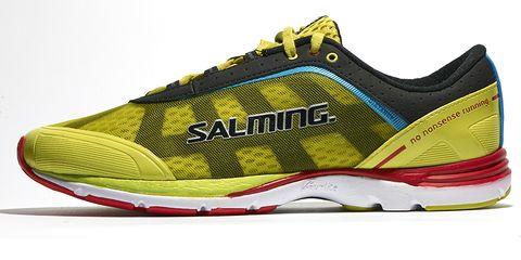 Footwear, Product, Yellow, Shoe, Sportswear, Athletic shoe, White, Line, Sneakers, Logo,