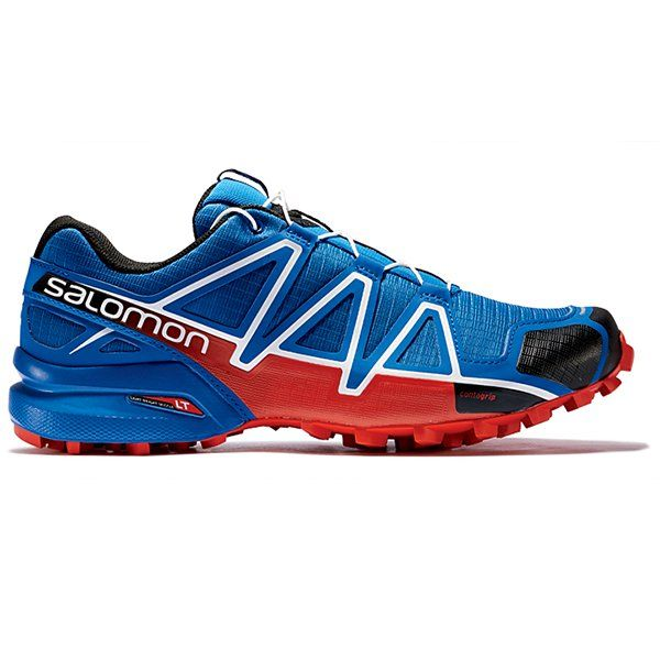 salomon speedcross 4 blue 5.0