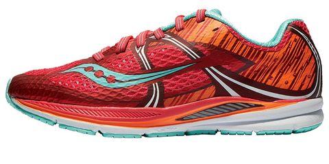 Footwear, Product, White, Magenta, Orange, Athletic shoe, Carmine, Sneakers, Tan, Grey,