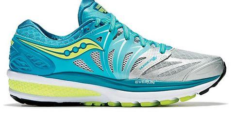 Footwear, Blue, Shoe, Product, Green, Athletic shoe, White, Aqua, Line, Teal,