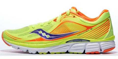 Footwear, Product, Yellow, Shoe, White, Athletic shoe, Orange, Line, Sneakers, Logo,