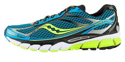 Product, Green, Sportswear, Athletic shoe, White, Aqua, Line, Running shoe, Teal, Logo,