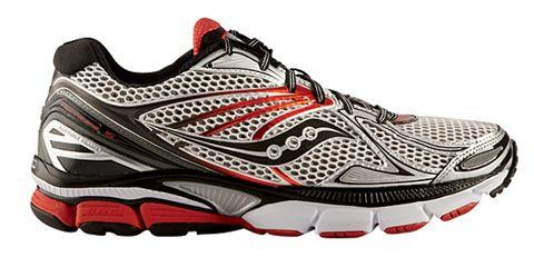 Footwear, Product, Athletic shoe, Sportswear, White, Red, Running shoe, Pattern, Line, Sneakers,