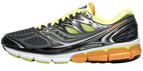 Footwear, Product, Brown, Yellow, Shoe, White, Athletic shoe, Orange, Line, Tan,