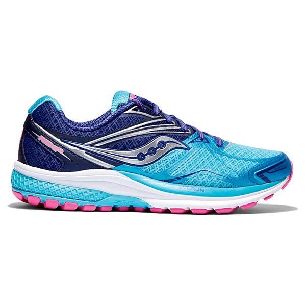 saucony women's ride 9 running shoe