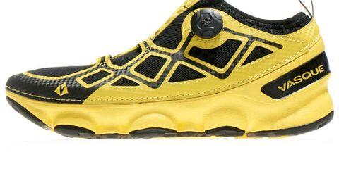 Footwear, Product, Shoe, Yellow, Athletic shoe, White, Sneakers, Orange, Light, Logo,
